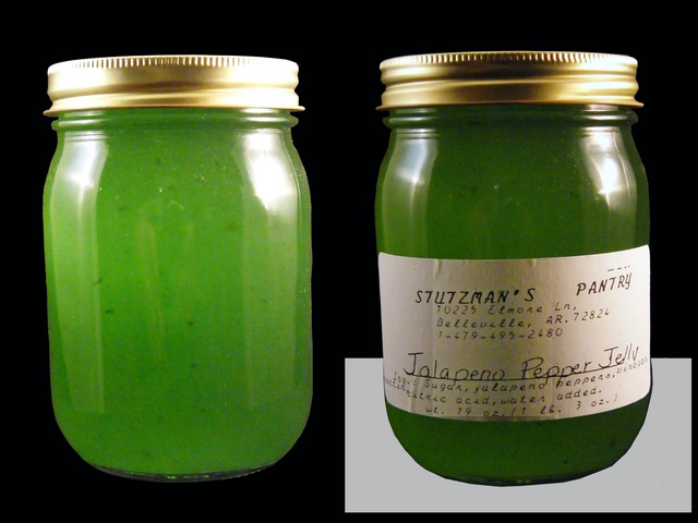 jelly on pinterest medium to hot jalapeno jelly jalapeno pepper jelly ...